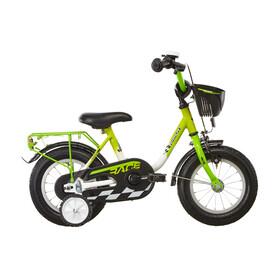 """Vermont Race - Vélo enfant - 12"""" vert"""